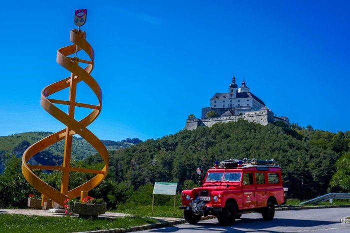 Freiwillige-Feuerwehr-Forchtenau-Burgenland-Rover